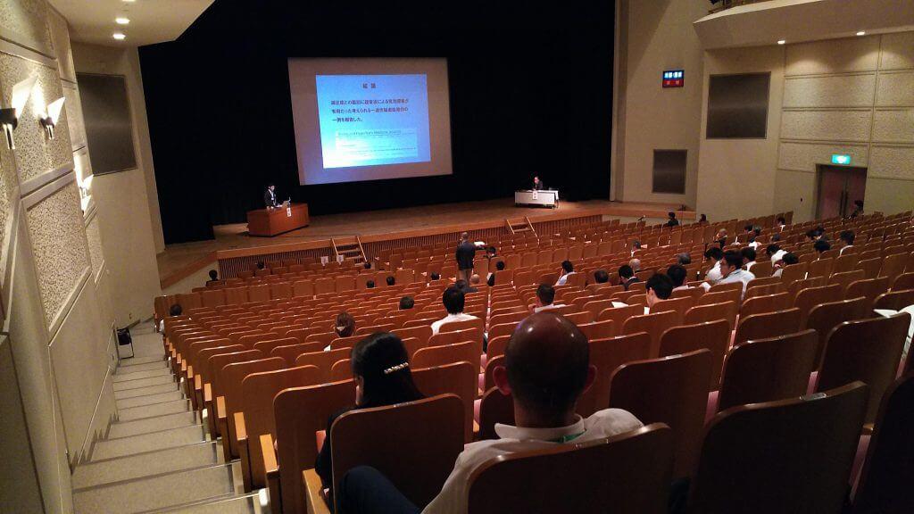 6/22 日本高気圧環境・潜水医学会 関東地方会 学術総会に参加しました