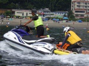 9/1(日)熱海市防災訓練に参加しました