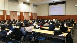2/1(土)潜水医学講座に参加しました