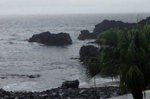 7/7(火)海洋公園のエントリー口は穏やかです