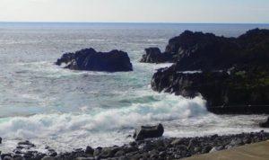 9/5(土)うねりがあり海洋公園はクローズです
