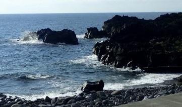 9/22(火)風波のある海洋公園でシュノーケリング