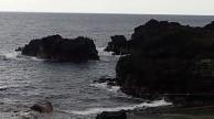 6/21(月)昨日よりはうねりがおさまった海洋公園
